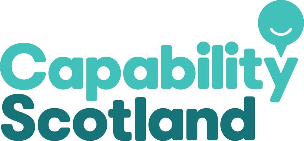 Capability Scotland logo
