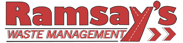 Ramsay's Waste Management logo